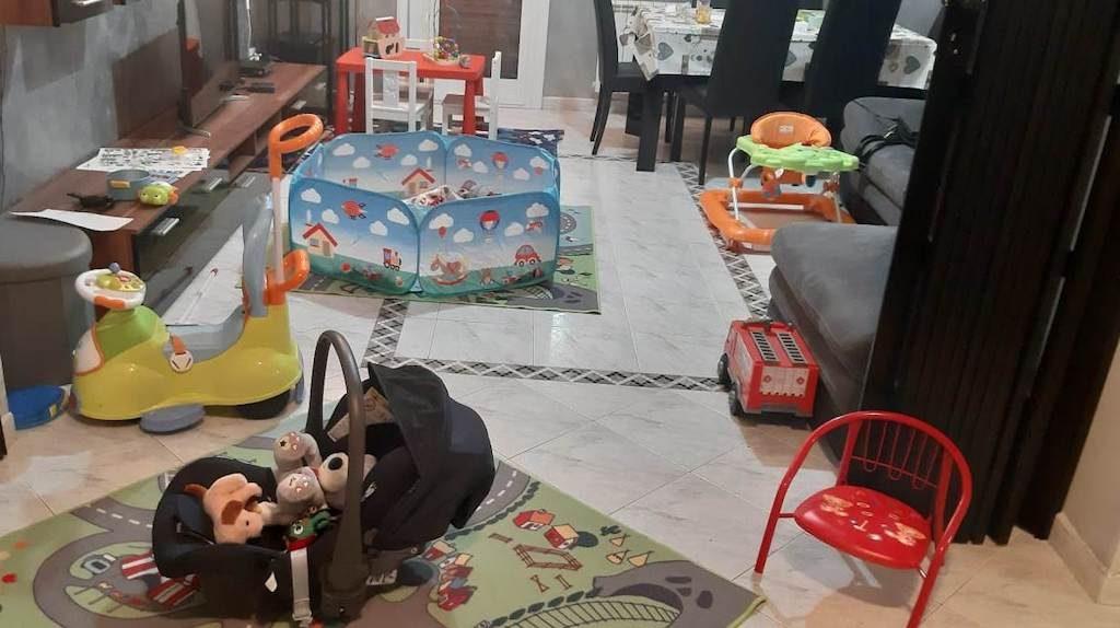 Scarabocchiando a casa di Stefy, Nido Famiglia a Roma Tiburtina
